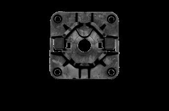 KY35R - 10 Nm csőmotor beépített rádióvevővel