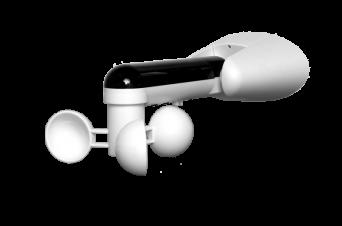 T116 fény- és szélérzékelő rádióadóval